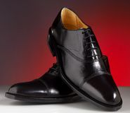 03双豪华人鞋子 免版税库存图片