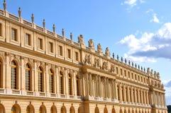 03城堡凡尔赛 免版税图库摄影