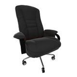 03把扶手椅子查出的办公室 向量例证