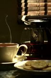 03新鲜的热茶 免版税库存图片
