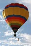 03热的气球 库存图片