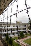 03种族灭绝博物馆tuolsleng 免版税库存照片