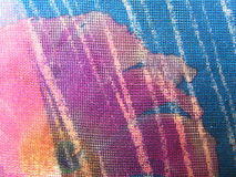 03种织品纹理 免版税库存图片