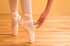 03芭蕾舞女演员 免版税库存照片