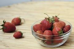 03草莓 库存照片