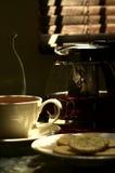 03 świeża gorąca herbata Obrazy Royalty Free