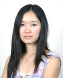 03 ασιατικές νεολαίες κοριτσιών Στοκ φωτογραφία με δικαίωμα ελεύθερης χρήσης