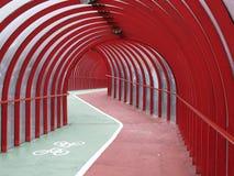 03 καλυμμένη διάβαση πεζών Στοκ φωτογραφία με δικαίωμα ελεύθερης χρήσης