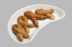 03 μπισκότα Στοκ Εικόνα