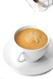 03 σειρές καφέ Στοκ εικόνες με δικαίωμα ελεύθερης χρήσης