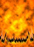 03 φλόγες πυρκαγιάς ελεύθερη απεικόνιση δικαιώματος