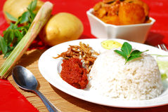 03 азиатских серии кухни Стоковое Изображение RF