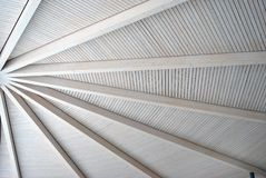 03 окна просторной квартиры деревянного Стоковое Фото