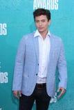 03 06 12 2012年圆形剧场到达授予加州城市gibson杰克逊电影mtv rathbone普遍性 库存照片