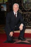 03 12 16 ca sławy Hollywood Malcolm mcdowell gwiazdy spacer Zdjęcie Stock