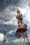 03 anteny Obraz Stock