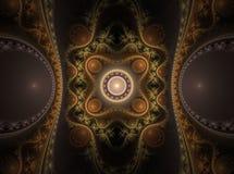 03 art fractal grand julian optical ελεύθερη απεικόνιση δικαιώματος