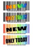 03 barcode Obraz Stock