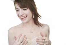 03 biżuteria Fotografia Stock