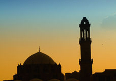 03 Cairo miejscowego meczet Zdjęcie Stock