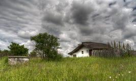 03 dom wiejski Fotografia Royalty Free
