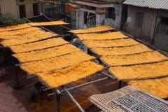 03 dryingnudlar Royaltyfri Fotografi