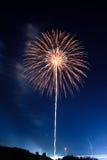 03 fireworks summer 免版税库存照片