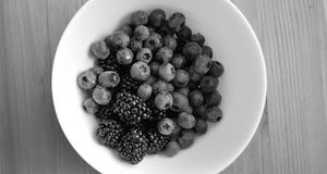 03 forestfruit Fotografia Royalty Free