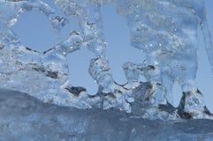 03 icicles Стоковое фото RF