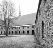 03 kościół Helsingor Zdjęcia Royalty Free