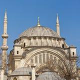 03 meczetów nuruosmaniye Obraz Royalty Free