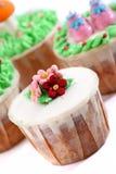 03 muffinserie Arkivbilder