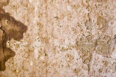 03 old wallpaper Στοκ φωτογραφία με δικαίωμα ελεύθερης χρήσης