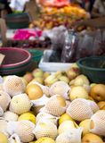 03 owoc serii sklep Zdjęcia Stock