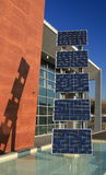 03 photovoltaic paneler Royaltyfri Fotografi