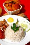 03 séries asiatiques de cuisine Photographie stock libre de droits