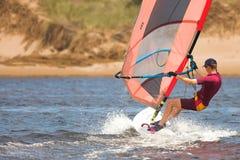 03 windsurfer Zdjęcia Stock
