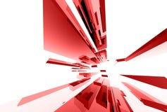 036 glass abstrakt element stock illustrationer