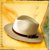 04个帽子 库存图片