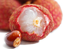 04个新lychee系列 免版税库存图片