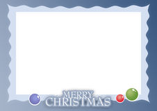 04个看板卡圣诞节 库存图片