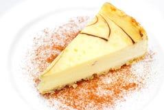 04个蛋糕干酪系列 库存照片
