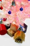04圣诞树 库存图片