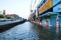 04曼谷11月泰国 免版税库存照片