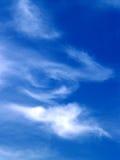 04朵云彩天空 库存照片