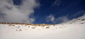 04黎巴嫩雪 免版税库存图片