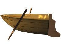 04 łódź Obraz Royalty Free