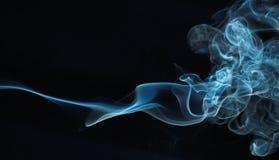 04 αφηρημένες σειρές καπνού Στοκ Εικόνες