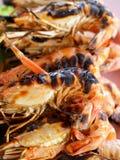 04 γαρίδες τροφίμων Στοκ εικόνες με δικαίωμα ελεύθερης χρήσης