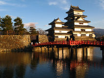 04 замок япония matsumoto Стоковые Фото